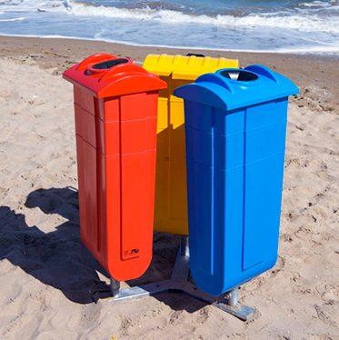 accessori bidoni - Tessitura Selva - arredi e attrezzatura da spiaggia e giardini
