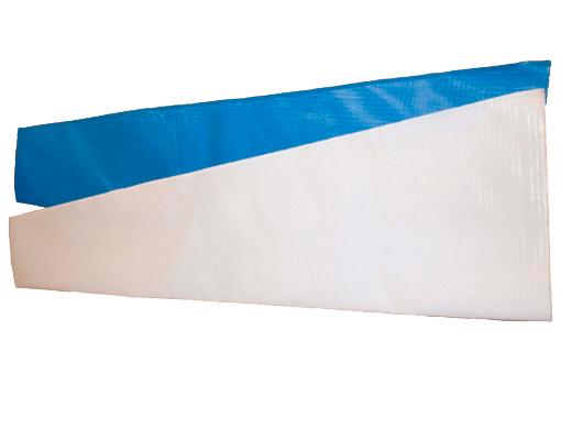 cappucci per ombrellone in raffia - Tessitura Selva - arredi e attrezzatura da spiaggia e giardini
