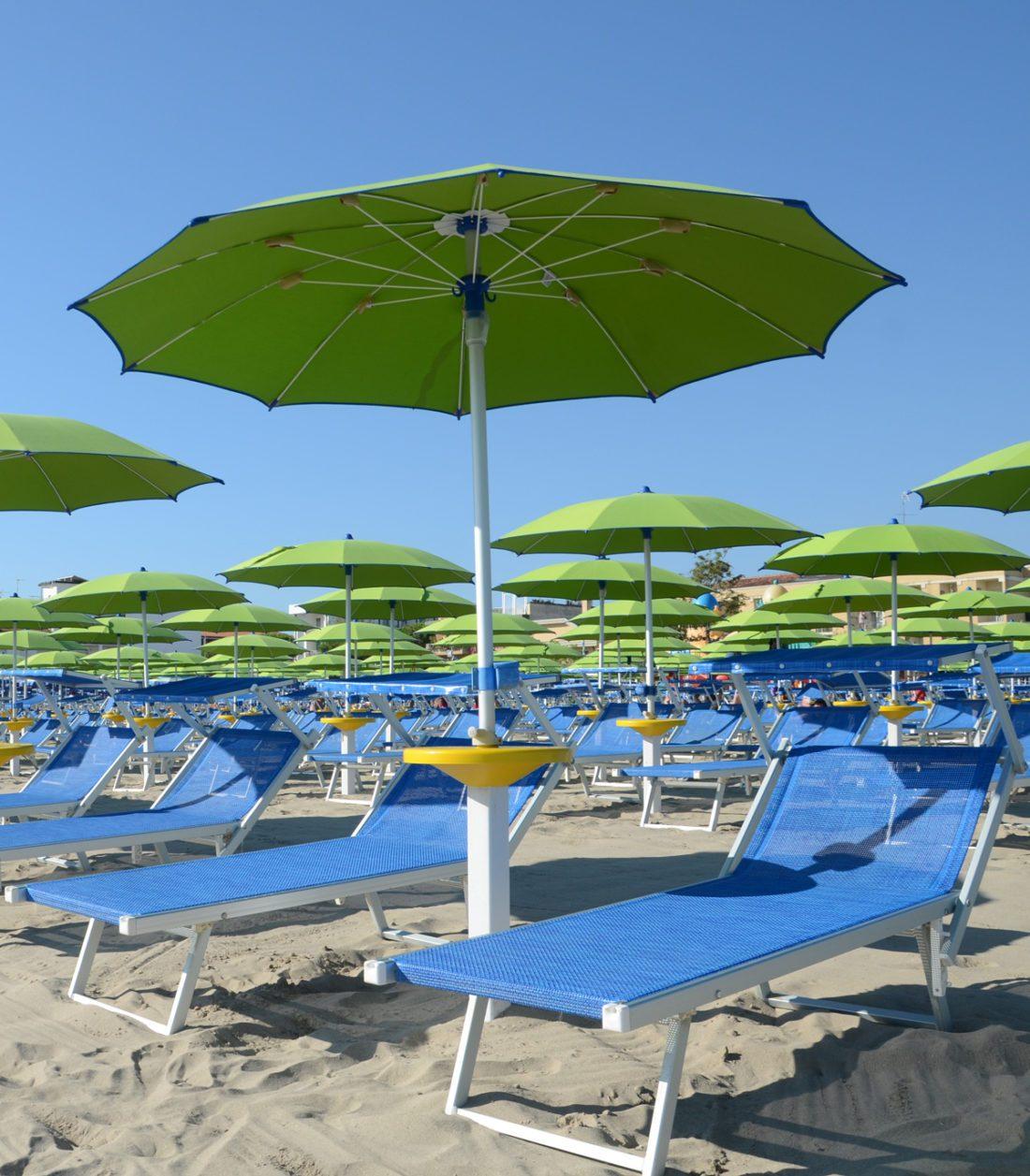 Spiaggia classico no panta - Tessitura Selva - arredi e attrezzatura da spiaggia e giardini