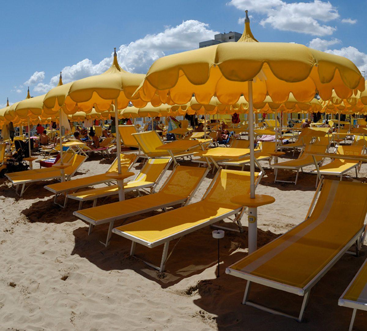 Pagoda ombrellone da spiaggia tessitura selva arredi for Arredamento da spiaggia