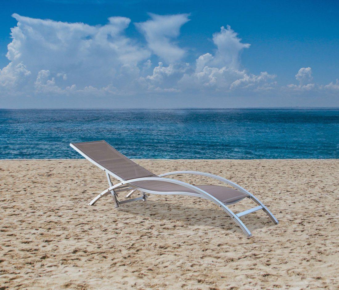 sunset spiaggia - Tessitura Selva - arredi e attrezzatura da spiaggia e giardini