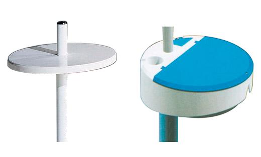 Accessori Ombrelloni Da Giardino.Accessori Per Ombrelloni Da Spiaggia Tavolini E Posacenere
