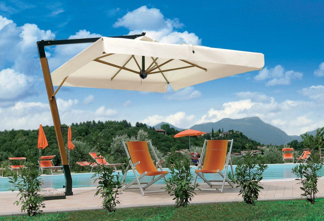 palladio braccio - Tessitura Selva - arredi e attrezzatura da spiaggia e giardini